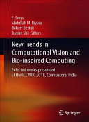 New Trends in Computational Vision and Bio inspired Computing