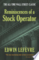 Reminiscences Of A Stock Operator PDF