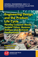Engineering design and product life cycle