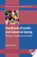 Handbook of Textile and Industrial Dyeing Book