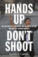 Hands Up, Don't Shoot Pdf/ePub eBook