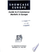 Guide to E commerce Markets in Europe
