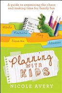 Planning with Kids Pdf/ePub eBook