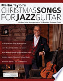 Christmas Songs For Jazz Guitar