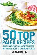 50 Top Paleo Recipes