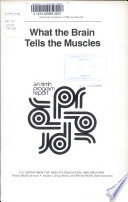 What the Brain Tells the Muscles Book PDF