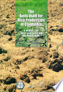 The Soils Used for Rice Production in Cambodia