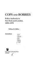 Cops and Bobbies