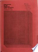 Publications of the Bureau of Labor Statistics