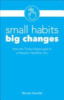 Small Habits, Big Changes Pdf/ePub eBook