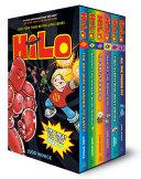 Hilo  The Great Big Box  Books 1 6