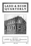 Pdf Ladd and Bush Quarterly