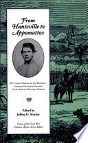 From Huntsville To Appomattox Book PDF