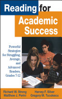 Reading for Academic Success