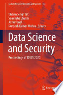 Data Science and Security