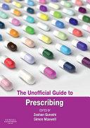The Unofficial Guide to Prescribing e book