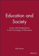 Education and Society