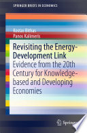 Revisiting the Energy Development Link