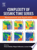 Complexity of Seismic Time Series Book