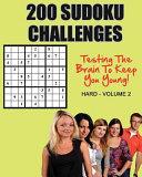 200 Sudoku Challenges