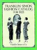 Franklin Simon Fashion Catalog for 1923