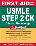 First Aid for the USMLE Step 2 CK  Eighth Edition