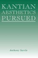 Kantian Aesthetics Pursued [Pdf/ePub] eBook