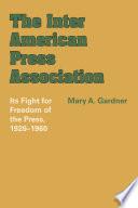 The Inter American Press Association