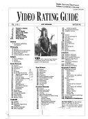 Video Rating Guide for Libraries
