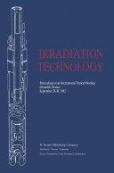 Pdf Irradiation Technology Telecharger