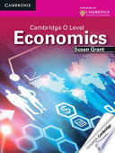 Books - Cambridge O Level Economics Coursebook | ISBN 9781107612358