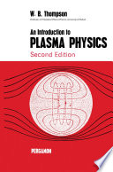 An Introduction To Plasma Physics Book PDF