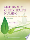 Maternal and Child Health Nursing Book