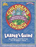 Noah's Park Children's Church: The Blue Edition - Google Books