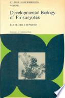Developmental Biology Of Prokaryotes Book PDF