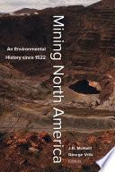 Mining North America Book