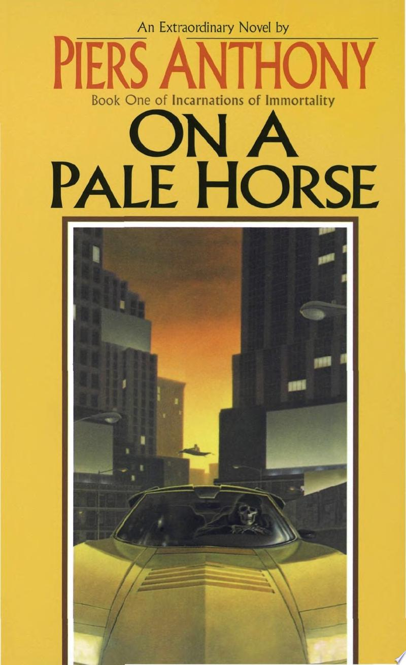 On a Pale Horse image
