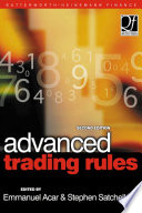 Advanced Trading Rules Book