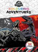 Jurassic World  Colouring Adventures  Universal
