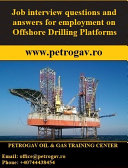 Job interview questions and answers for employment on Offshore Drilling Platforms Pdf/ePub eBook