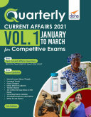 Quarterly Current Affairs 2021 Vol. 1 - January to March - for Competitive Exams 5th Edition Pdf/ePub eBook