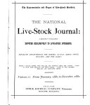 National Live Stock Journal