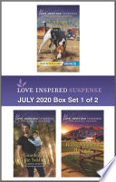 Harlequin Love Inspired Suspense July 2020   Box Set 1 of 2