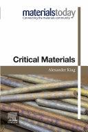 Critical Materials [Pdf/ePub] eBook