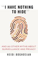 """I Have Nothing to Hide"" Pdf/ePub eBook"