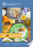 Say NO to food waste!