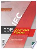 2015 International Fire Code Turbo Tabs for Loose Leaf Edition