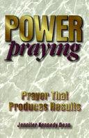Power Praying Book PDF