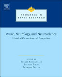 Music  Neurology  and Neuroscience  Historical Connections and Perspectives