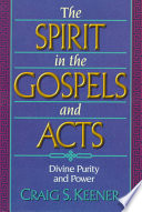 The Spirit in the Gospels and Acts